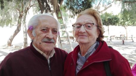San Valentín no entiende de edades: historias de toda una vida enamorados