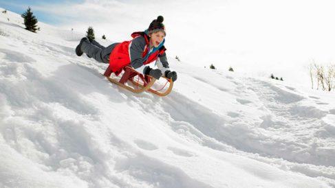 Comer nieve no es tan peligroso como se creía