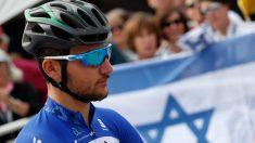 Corredor del israel Cycling Academy (Foto: AFP)