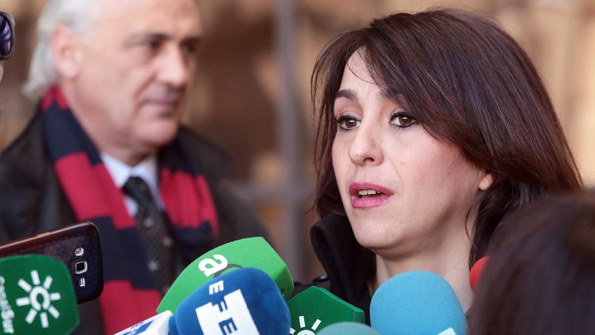 Juana Rivas. (Foto: EFE)