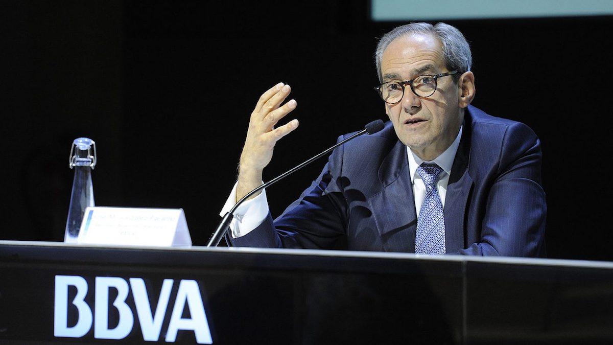 José Manuel González–Páramo, consejero ejecutivo de BBVA. (Foto: BBVA)