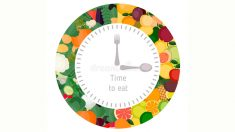 Controlar la velocidad de ingestión es fundamental para una dieta equilibrada