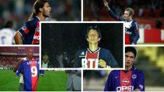 Los futbolistas que no sabías que habían jugado en el PSG. (AFP)