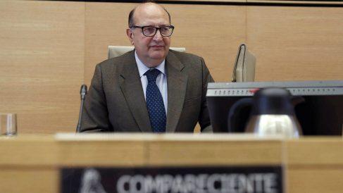 Ramón Álvarez de Miranda, presidente del Tribunal de Cuentas. (EFE)