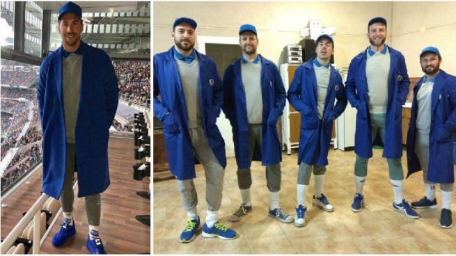 El disfraz de Sergio Ramos revoluciona las redes sociales