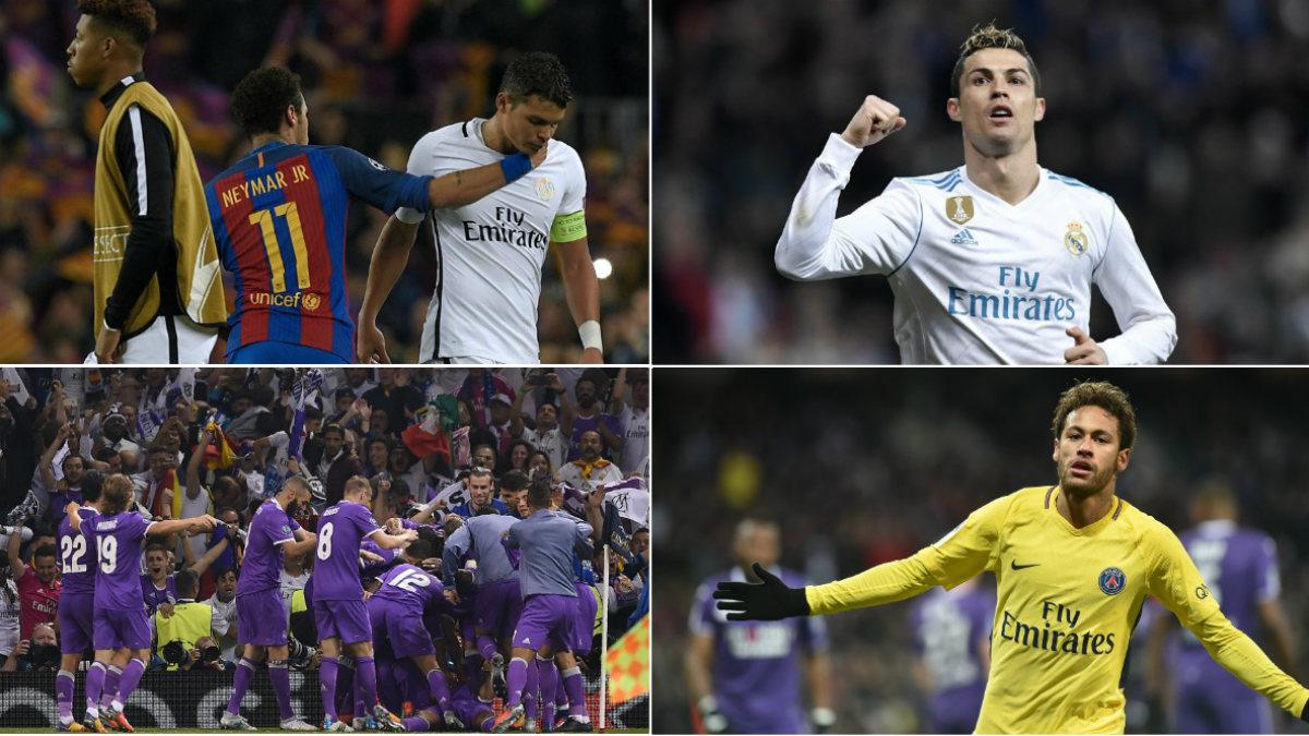 Las 10 apuestas más locas para el Real Madrid vs PSG. (AFP)