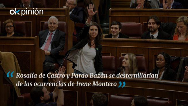 Irene Montero, ¿son tus palabras misóginas?