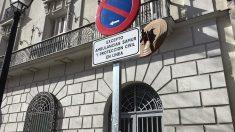 La Base 2 del Samur estaba en el número 1 de la calle Vallermoso. (Foto: OKDIARIO)