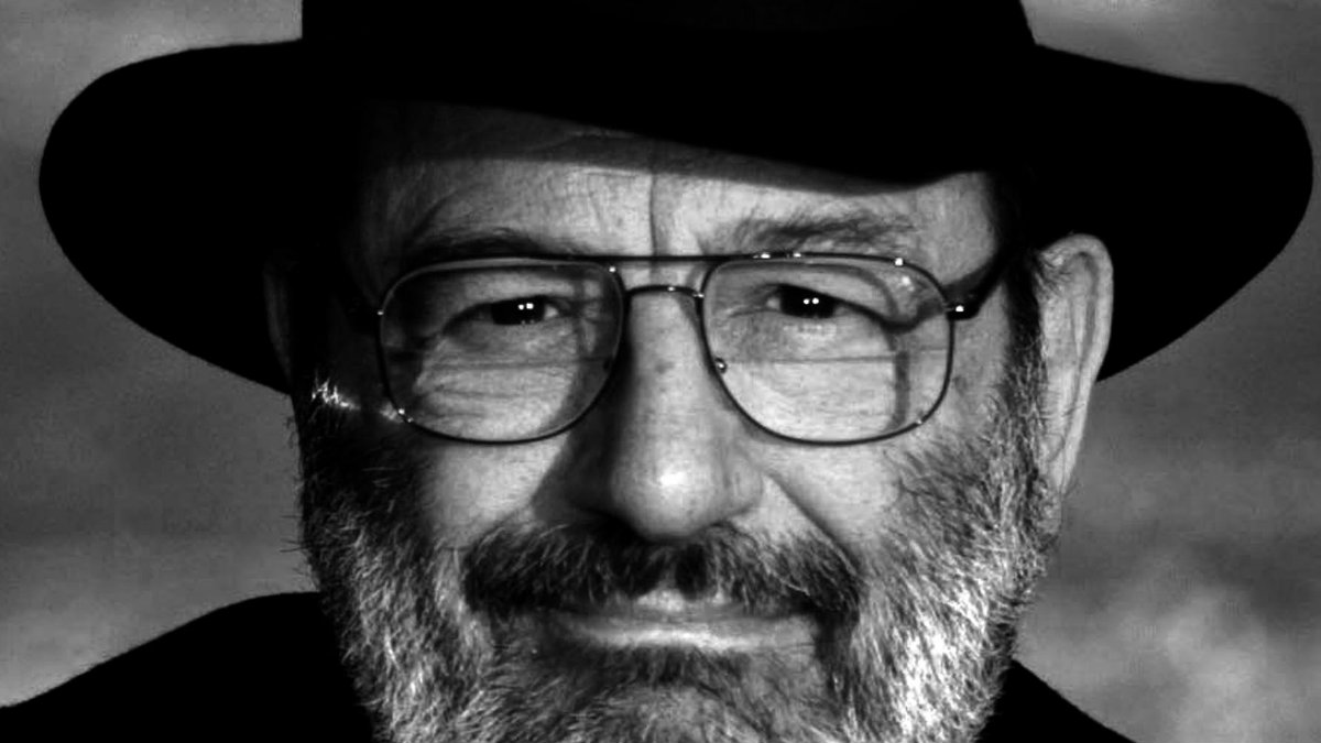 10 frases célebres del escritor italiano Umberto Eco