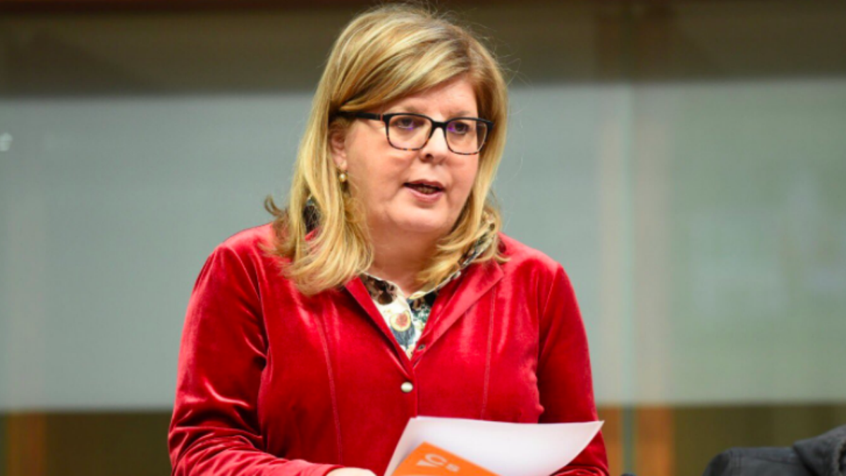 Victoria Domínguez, diputada de Ciudadanos  en Extremadura investigada por prevaricación