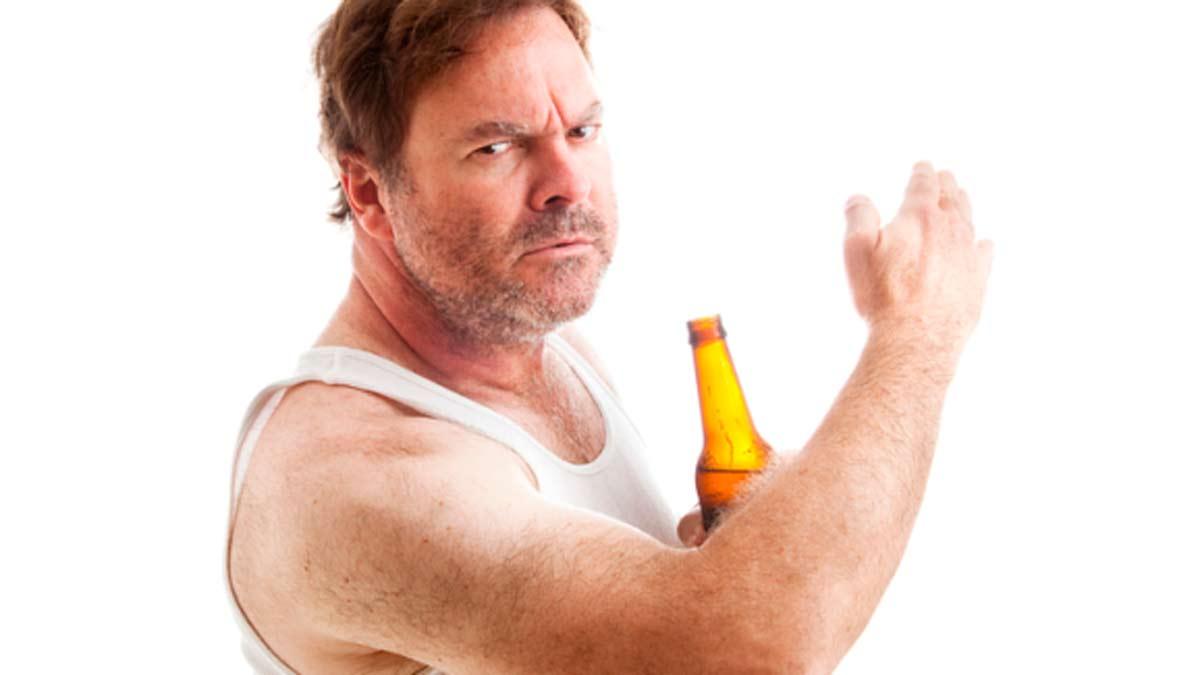 El alcohol y las peleas suelen estar estrechamente relacionados