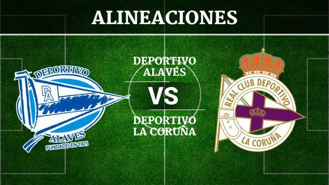 Alavés vs Deportivo de la Coruña