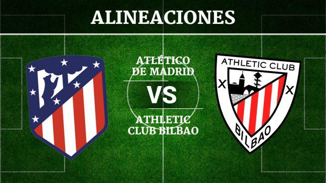 Atlético de Madrid vs Athletic de Bilbao