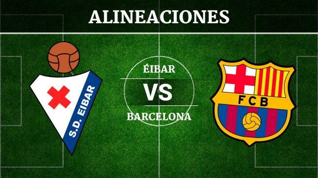 Éibar vs Barcelona