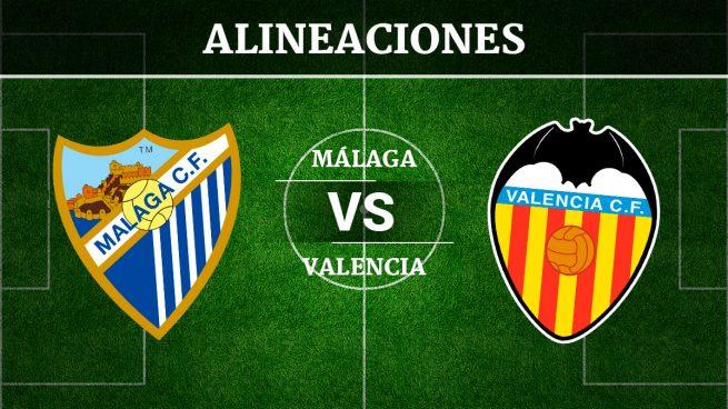 Málaga vs Valencia