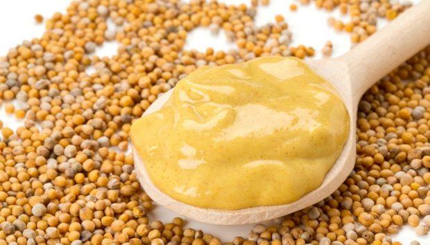 Receta de coles de Bruselas con crema de queso y mostaza