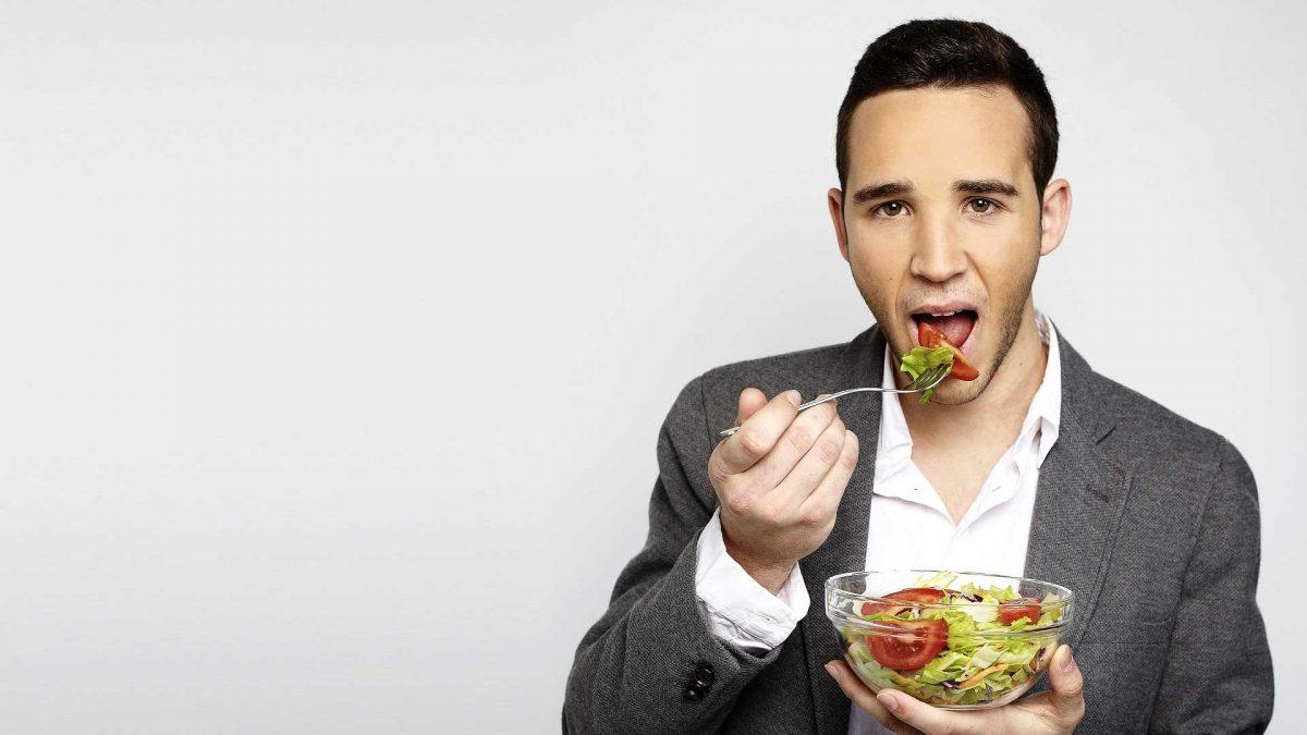Comer más despacio