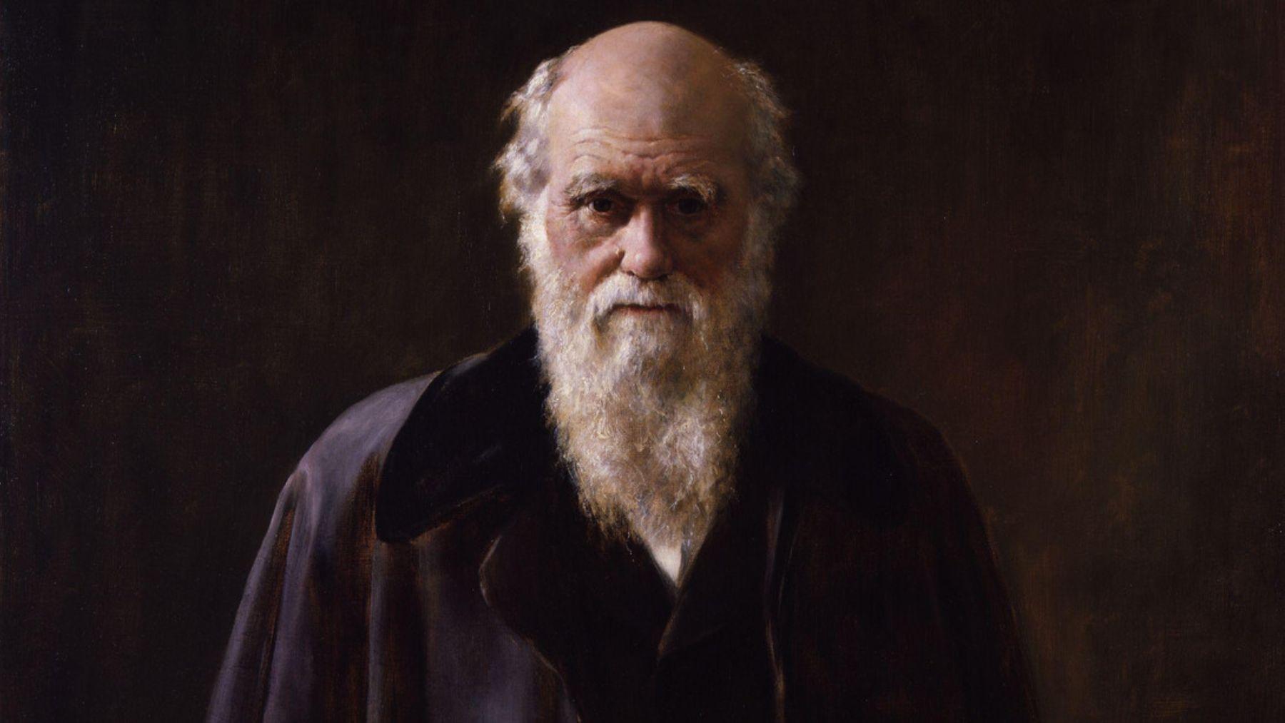 El científico Charles Darwin