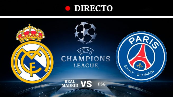 Image Result For En Vivo Psg Vs Real Madrid En Vivo Final Champions