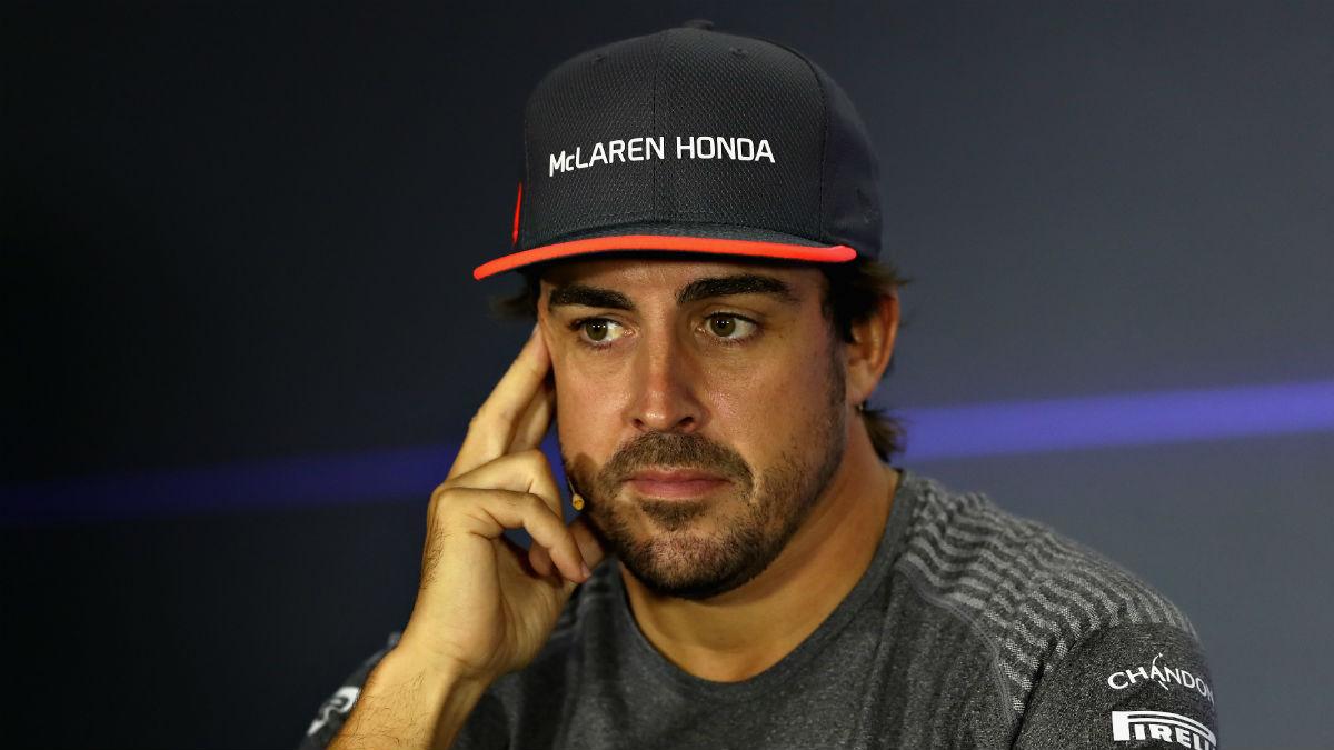 La organización de la Fórmula 1 cruza los dedos para que McLaren esté en la pelea por el título de la mano de Renault, de tal forma que Fernando Alonso, uno de los pilotos más populares, atraiga más atención si cabe sobre el certamen. (getty)