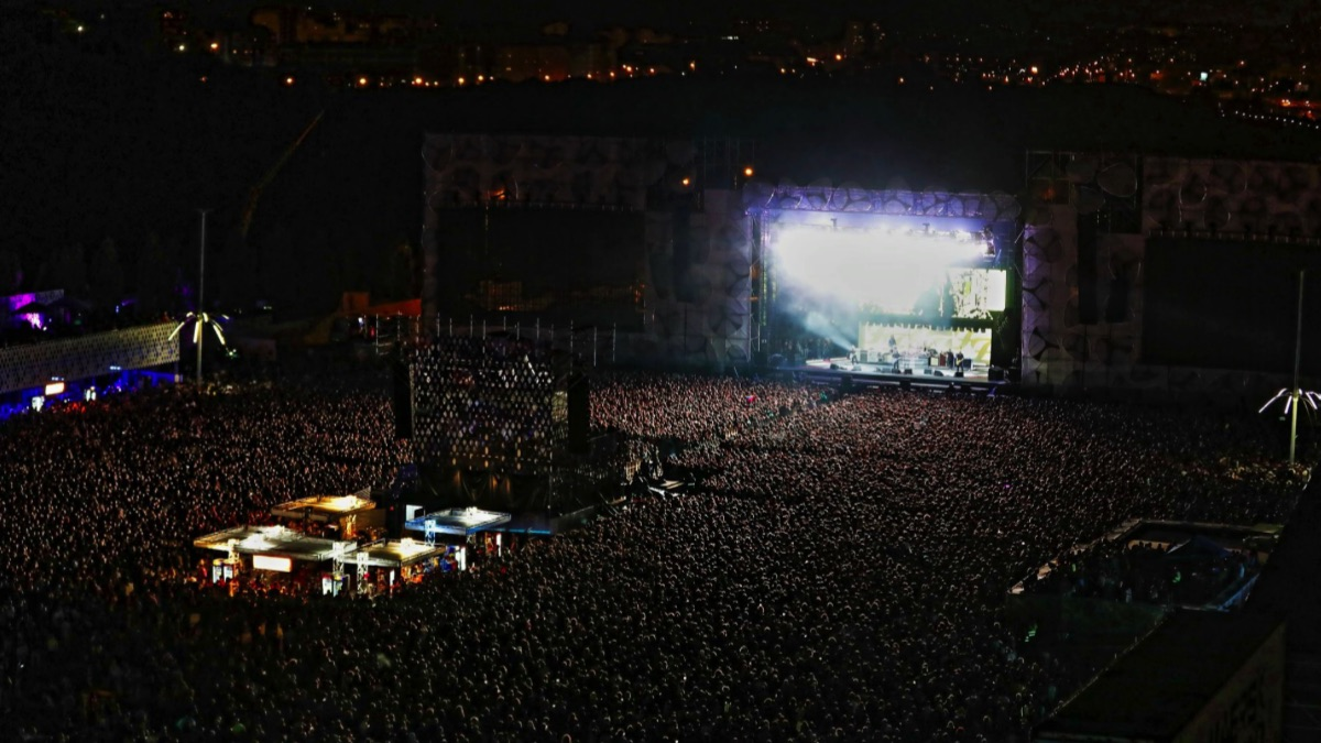 Panorámica del festival MadCool en el 2017. (Foto: Facebook)