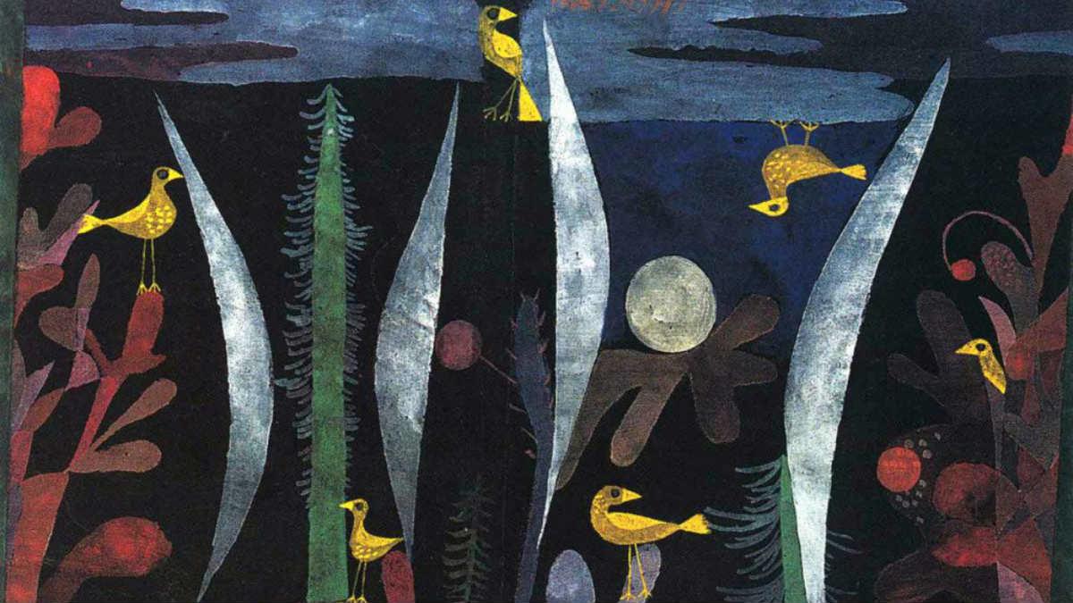 Paul Klee: biografía del pintor alemán expresionista