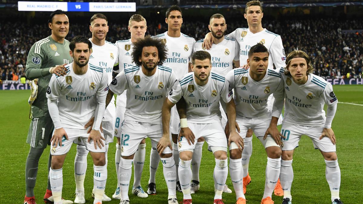 Isco fue la gran novedad en el once titular de Zidane. (AFP)
