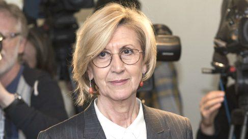 La ex líder de UPyD, Rosa Díez