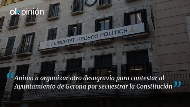 Gerona se queda sin Constitución