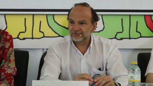Antonio Zurita, hasta ahora, director de la Unión de Ciudades Capitales Iberoamericanas (UCCI). (Foto: Madrid)