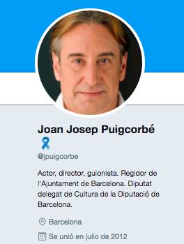 La obsesión del concejal Puigcorbé por eliminar su pasado: ya no es Juanjo sino Joan Josep