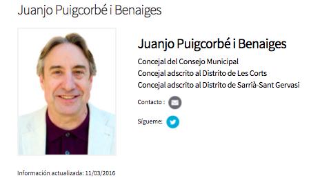 Ficha de la web de el ayuntamiento de Barcelona