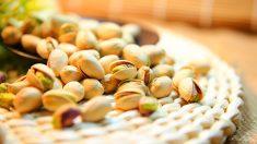 Un estudio afirma que consumir pistachos puede mejorar el rendimiento laboral además de ayudarte a controlar tu peso