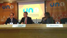 Debate sobre la economía colaborativa y digital (Foto:UNO)