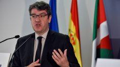 El ministro de Energía, Álvaro Nadal (Foto: EFE).