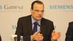 El CEO de Siemens Gamesa, Markus Tacke.
