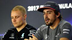 Valtteri Bottas asegura no compartir los deseos de Alonso de competir en más categorías aparte de la Fórmula 1. (Getty)
