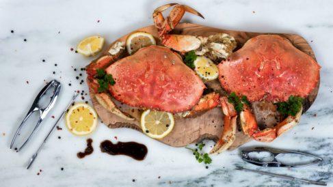 ¿Sabías que el cangrejo puede ser muy beneficiosos para tu salud?