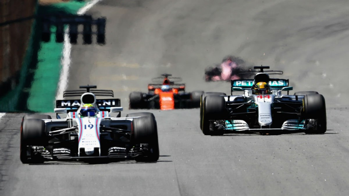 Fórmula 1 en Brasil, Interlagos