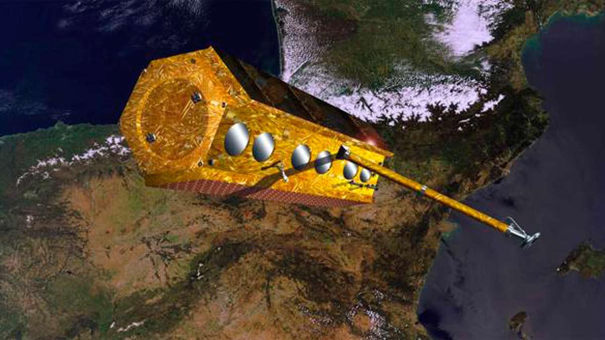 El satélite español PAZ será lanzado al espacio por SpaceX (2)