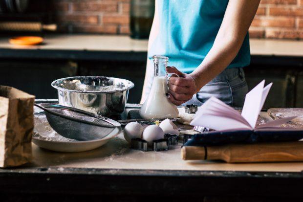 Flan de huevo microondas