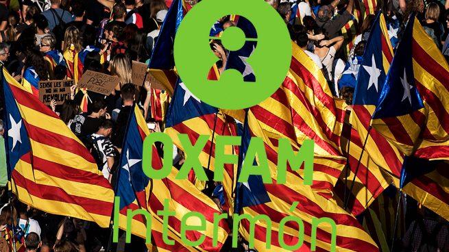 La corrupta Intermón respalda el 1-O y llama al Estado español «represor de derechos humanos»