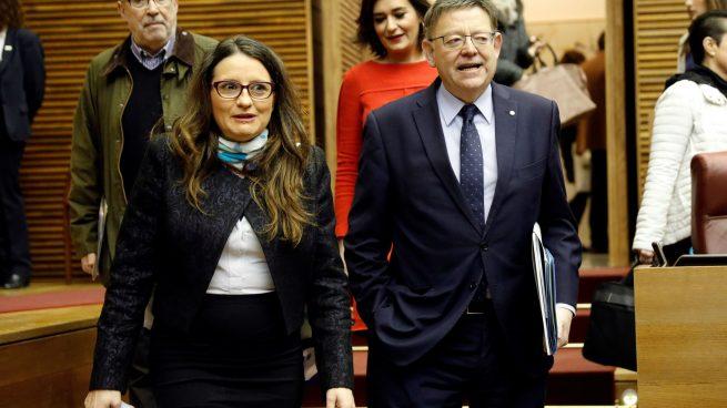 """Puig y Oltra """"penalizan"""" profesionalmente a los profesores que usen el nombre español de su universidad"""