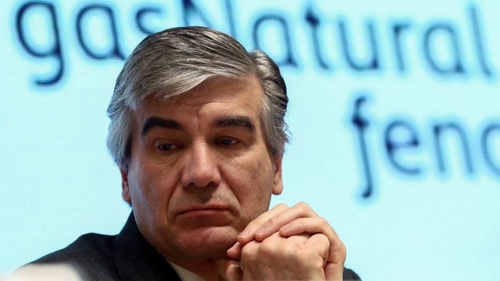 El presidente de Gas Natural, Francisco Reynés (Foto: EFE).