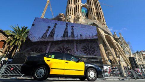 Los taxis de Barcelona, alerta ante la llegada de Uber