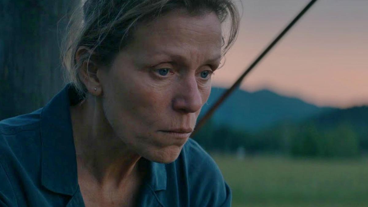 'Tres anuncios a las afueras' es una de las nominadas a mejor película en los Óscar 2018.