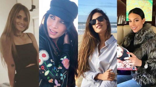 Georgina Rodríguez, Pilar Rubio, Sara Carbonero o Antonella, ¿quién gana más en Instagram?