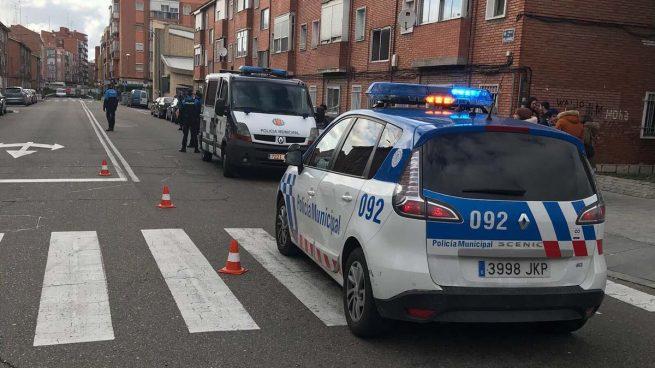 Atropello en Valladolid