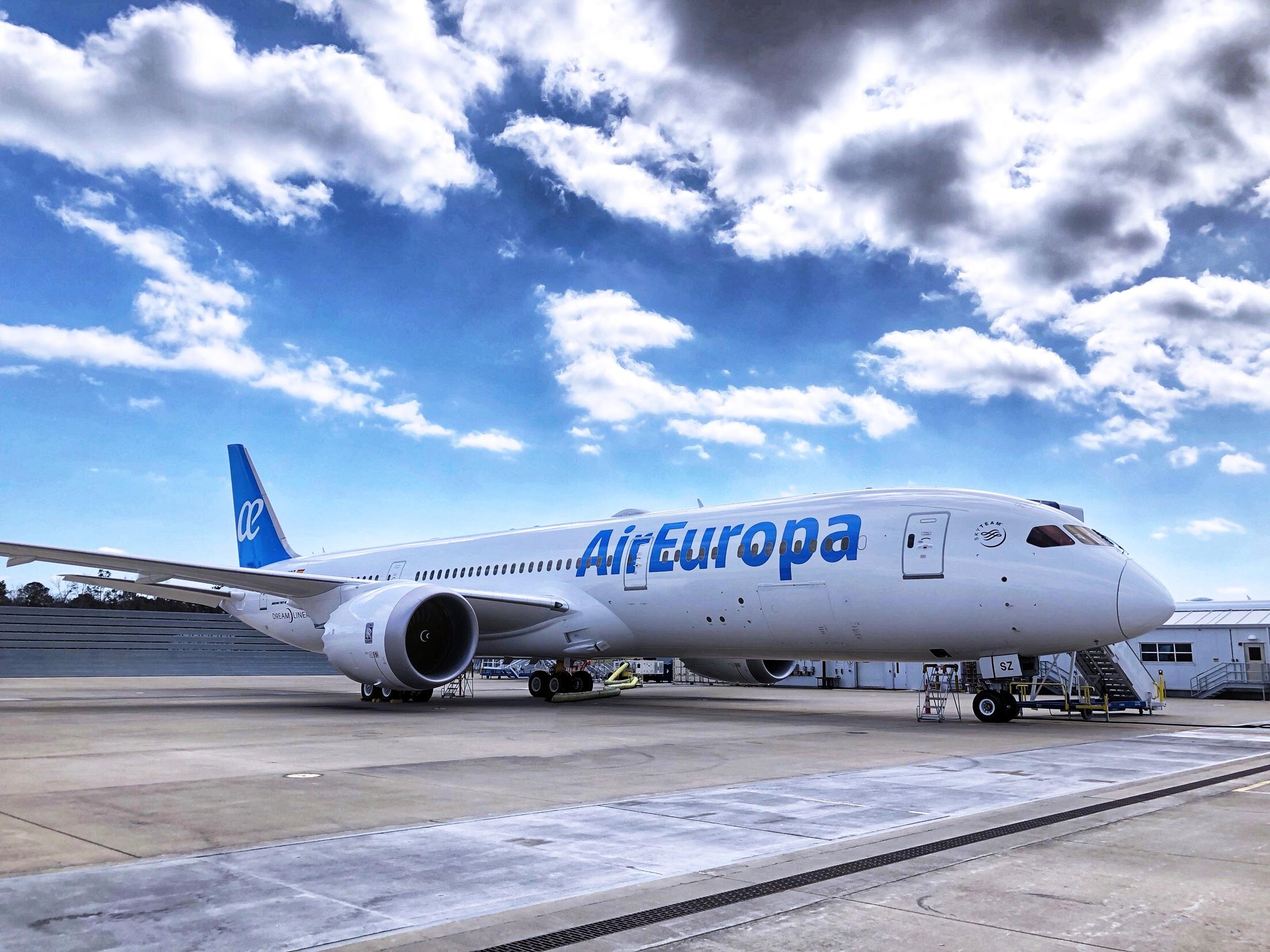 Boeing 787-9 de Air Europa
