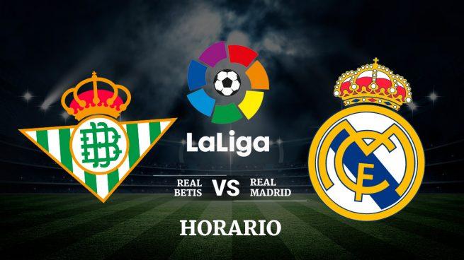 Canal Para Ver El Partido Betis Real Madrid Por Tv